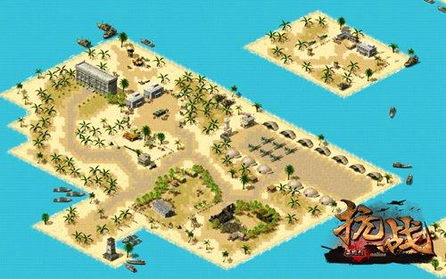 钓鱼岛地图概览